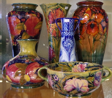 Collection of good Moorcroft - always needed for sale